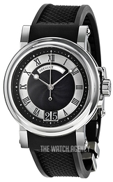Breguet Marine Black/Rubber Ø39 mm 5817ST-92-5V8