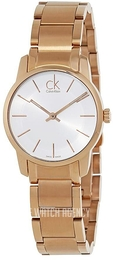 Calvin Klein Silver colored/Rose gold colored steel Ø31 mm K2G23646
