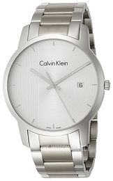 Calvin Klein Silver colored/Steel Ø43 mm K2G2G14X
