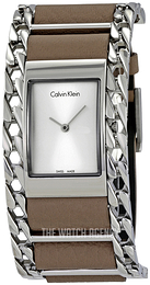 Calvin Klein Impeccable Silver colored/Steel K4R231X6