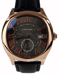 Cartier Drive De Cartier Grey/Leather WGNM0004