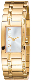 Esprit Dress Silver colored/Yellow gold toned steel ES900512004