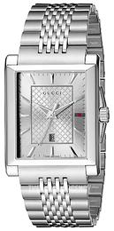 431fb08db56 Gucci G- Frame Silver colored Steel YA138403