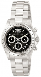 Invicta Speedway Cougar Black/Steel Ø40 mm 9223