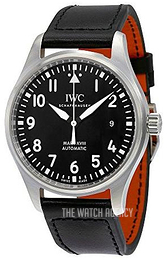 IWC Pilots Classic Black/Leather Ø40 mm IW327001