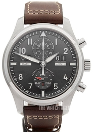 IWC Pilots Spitfire Grey/Leather Ø46 mm IW379108