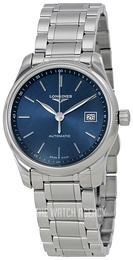 Longines Master Blue/Steel Ø29 mm L2.257.4.92.6