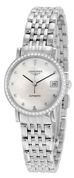 Longines Longines Elegant White/Steel Ø25.5 mm L4.309.0.87.6