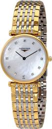Longines Grande Classique Yellow gold toned steel Ø29 mm L4.512.2.87.7