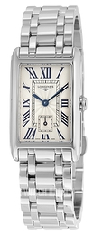 Longines DolceVita Silver colored/Steel L5.512.4.71.6