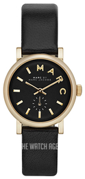 Marc by Marc Jacobs Black/Leather Ø28 mm MBM1273