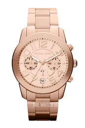 Michael Kors Mercer Rose gold colored/Rose gold colored steel Ø41.5 mm MK5727