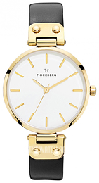 Mockberg Original White/Leather Ø34 mm MO107