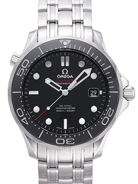 Omega Seamaster Diver 300m Co-Axial 41mm Black/Steel Ø41 mm 212.30.41.20.01.003