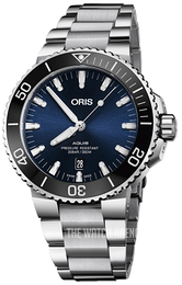 Oris Diving Blue/Steel Ø43.5 mm 01 733 7730 4135-07 8 24 05PEB