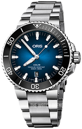 Oris Diving Blue/Steel Ø43.5 mm 01 733 7730 4185-Set MB
