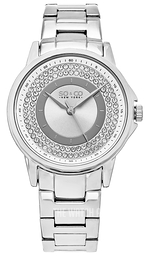 So & Co New York Madison Silver colored/Steel Ø36 mm 5219.1