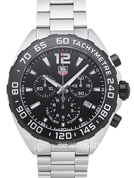 TAG Heuer Formula 1 Black/Steel Ø43 mm CAZ1010.BA0842