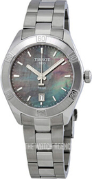 Tissot Pr 100 Blue/Steel Ø36 mm T101.910.11.121.00
