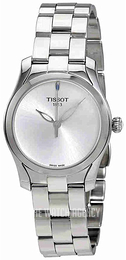 Tissot T-Wave Silver colored/Steel Ø30 mm T112.210.11.031.00