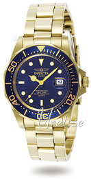 Invicta Pro Diver Yellow gold toned/Yellow gold toned steel Ø43 mm 9312