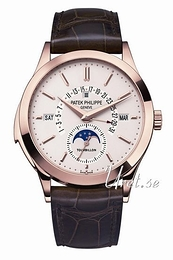 Patek Philippe Grand Complications Silver colored/Leather Ø39.5 mm 5216R