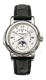 Patek Philippe Grand Complications White/Leather Ø36.8 mm 5016P/010