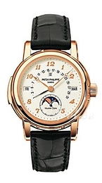 Patek Philippe Grand Complications White/Leather Ø36.8 mm 5016R/010