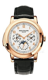 Patek Philippe Grand Complications White/Leather Ø42 mm 5074R/012