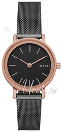 Skagen Hald Black/Steel Ø27 mm SKW2492